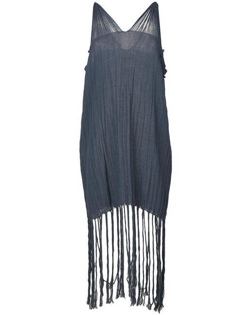 Caravana - Blue Rodi Dress - Lyst