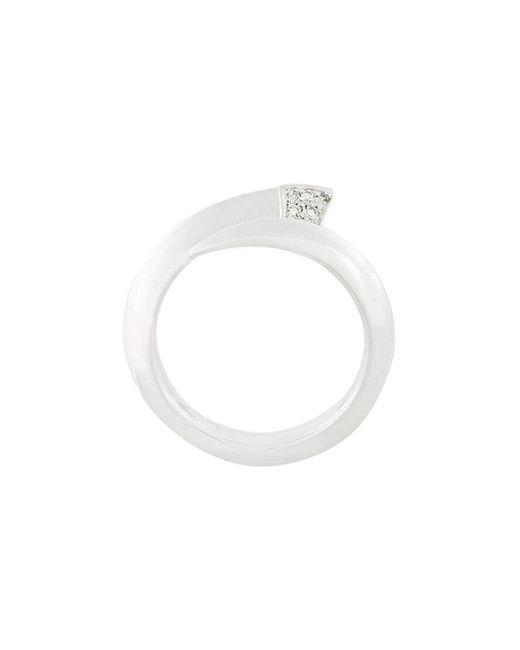 Shaun Leane | Gray Signature Tusk Diamond Ring | Lyst