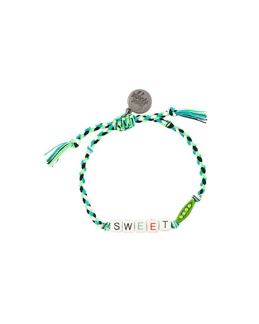 Venessa Arizaga | Blue Sweet Pea Bracelet | Lyst