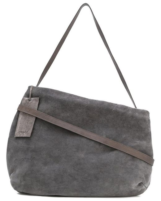 Marsèll - Gray Classic Shoulder Bag - Lyst