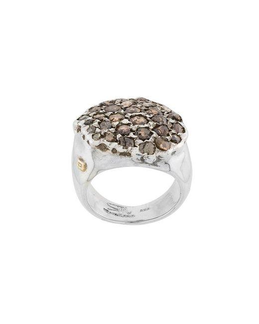 Rosa Maria | Metallic Mina Ring | Lyst