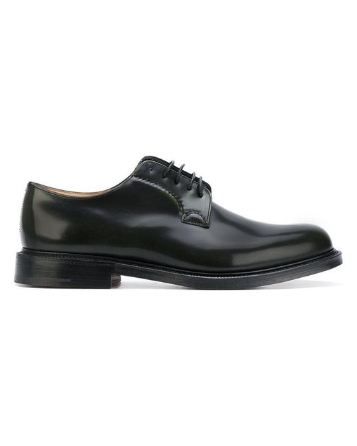 Church's | Green Classic Derby Shoes for Men | Lyst