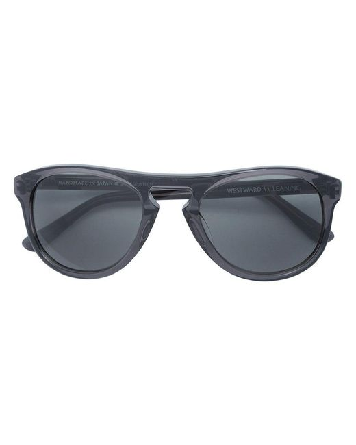 Westward Leaning - Gray Galileo 01 Sunglasses - Lyst