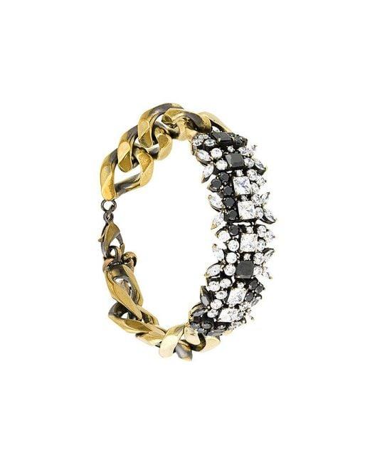 Iosselliani - Metallic Optical Memento Bracelet - Lyst