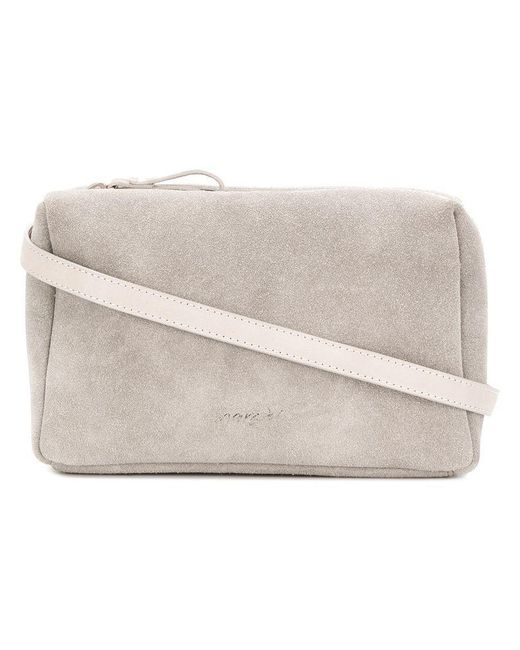 Marsèll - Gray Scatolina 0324 Shoulder Bag - Lyst
