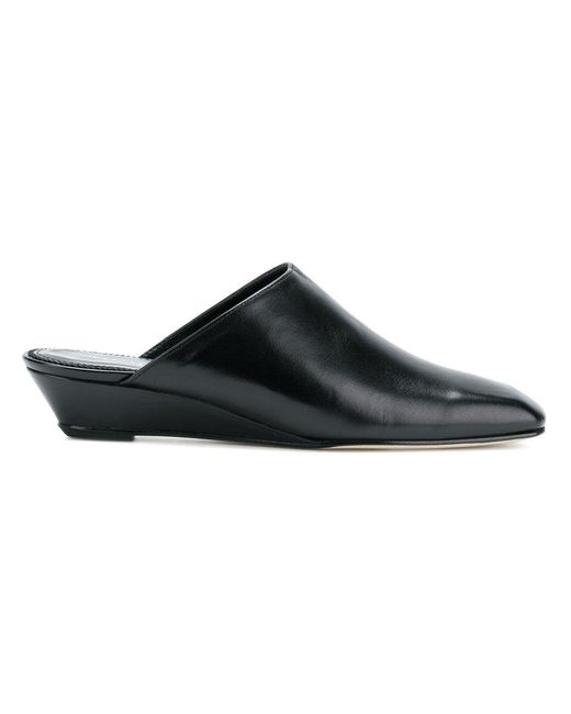 free shipping big discount Dorateymur slip-on wedge mules extremely for sale IJRnq73wc