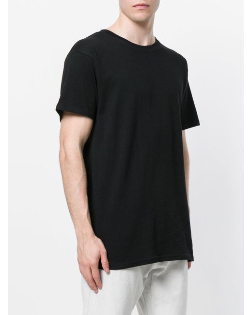 Cheap Sale Purchase Outlet Fashion Style casual fit T-shirt - Black Les (Art)ists Great Deals For Sale 2ufMvR