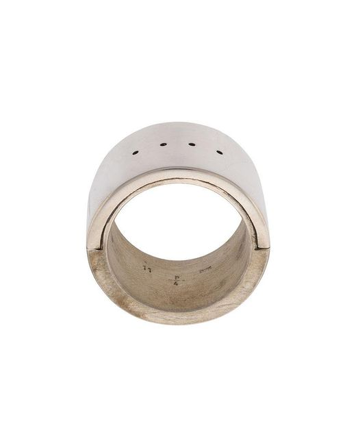Parts Of 4 - Metallic Sistema 4 Hole Ring for Men - Lyst