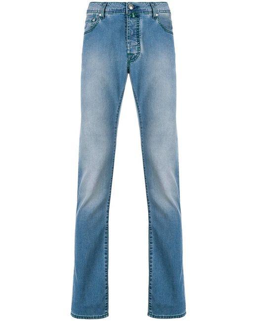 stone washed jeans - Blue Jacob Cohen W8PLTF7