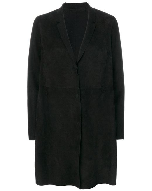 Salvatore Santoro - Black Oversized Jacket - Lyst