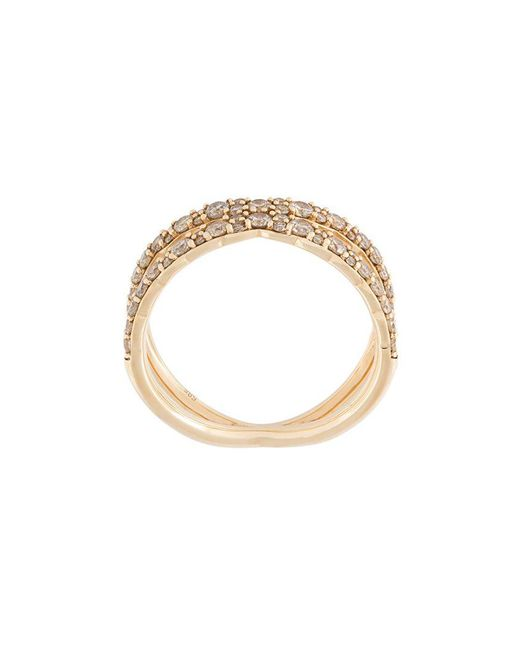 Astley Clarke - Metallic 'fusion Interstellar' Diamond Ring - Lyst
