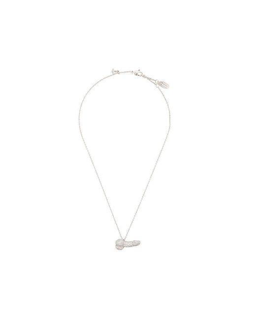 Vivienne Westwood | Metallic Pan Pendant Necklace | Lyst