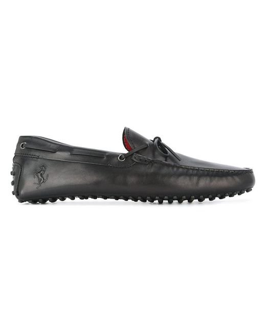 Tod's - Black Gommino Driving Shoes for Men - Lyst