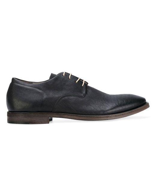 Roberto Del Carlo - Black Klassische Derby-Schuhe for Men - Lyst