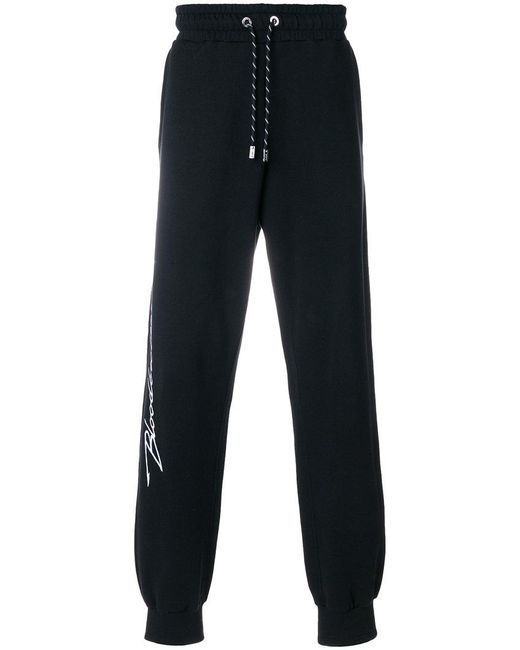 Blood Brother | Black Mainframe Joggers for Men | Lyst