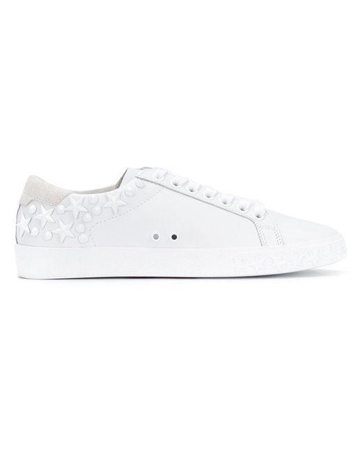 Ash - White Dazed Sneakers for Men - Lyst