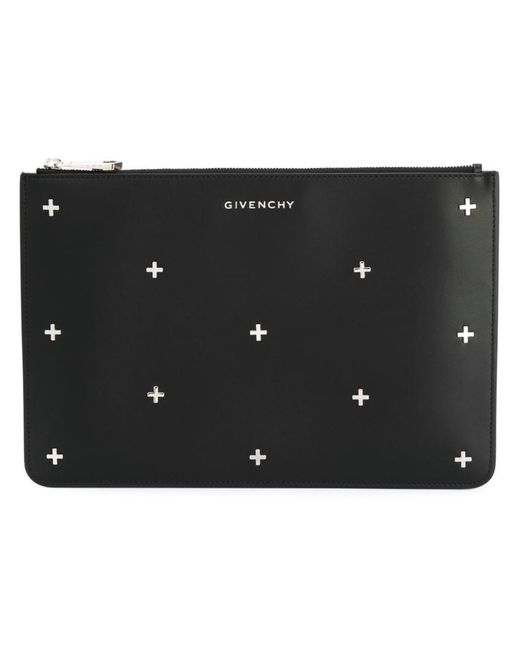 Givenchy   Black - Micro Cross Clutch - Women - Calf Leather - One Size   Lyst
