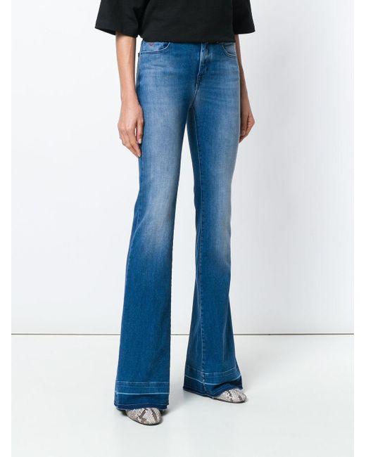 Affordable Online flared leg jeans - Blue Jacob Cohen New Arrival Cheap Online gbeuQI