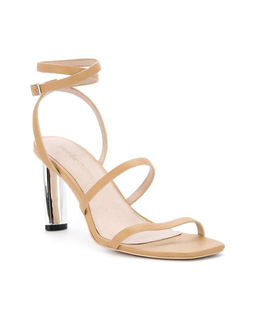 Natural Selection heel sandals - Nude & Neutrals Manning Cartell zC6cR7