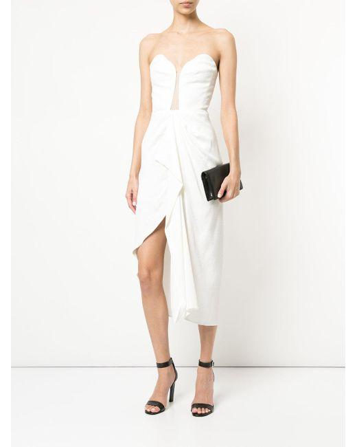 ... Manning Cartell - White Rendez-vous Dress - Lyst ... 14900dcd0