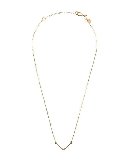 Melissa Joy Manning | Multicolor V-pendant Necklace | Lyst