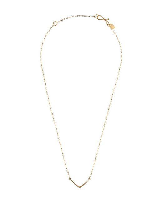 Melissa Joy Manning - Multicolor V-pendant Necklace - Lyst