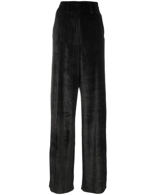 Damir Doma | Black Wide-leg Trousers | Lyst