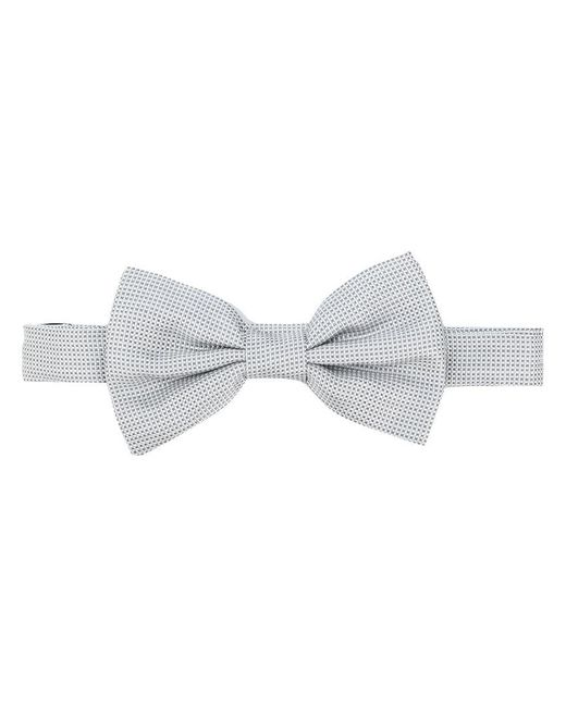 Corneliani - Gray Plain Bow Tie for Men - Lyst