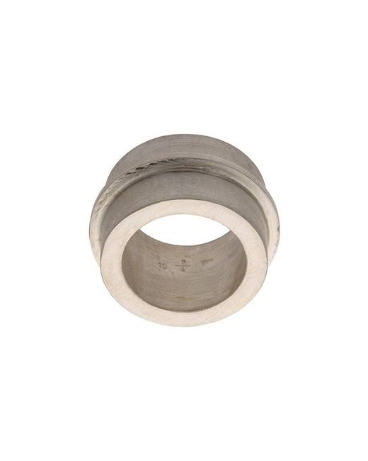 Parts Of 4 - Metallic Ultra Reduction Ring for Men - Lyst