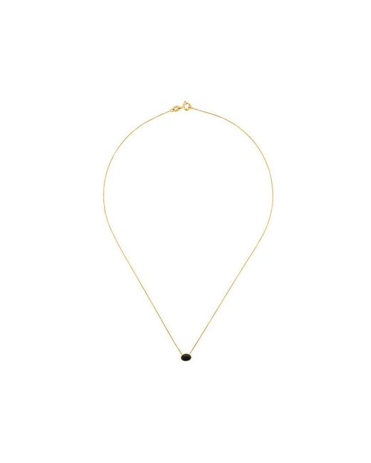 Wouters & Hendrix | Metallic Black Tiger Eye Necklace | Lyst