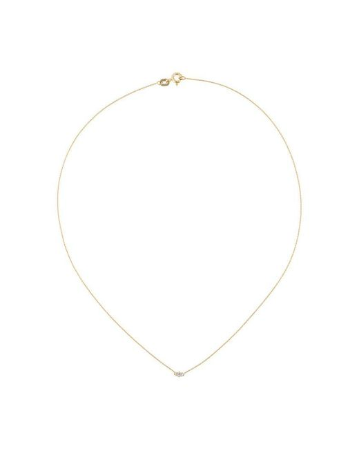 Wouters & Hendrix - Metallic 'baguette' Diamond Necklace - Lyst