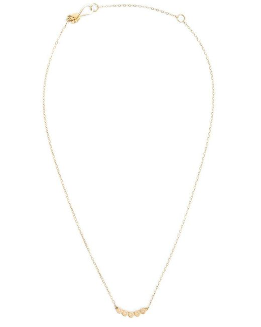 Melissa Joy Manning - Metallic Diamond Pendant Necklace - Lyst