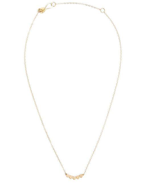 Melissa Joy Manning | Metallic Diamond Pendant Necklace | Lyst