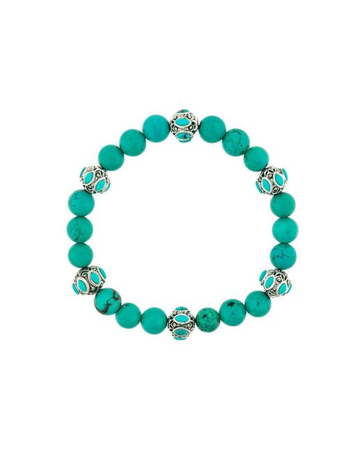 Monan | Blue Beaded Bracelet | Lyst