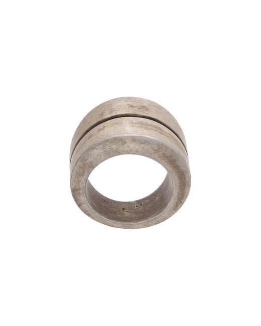 Parts Of 4 | Metallic Chasm Ring for Men | Lyst