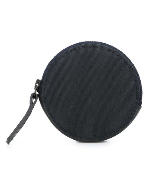 Troubadour | Blue Fabric & Leather Headphone/coin Case | Lyst