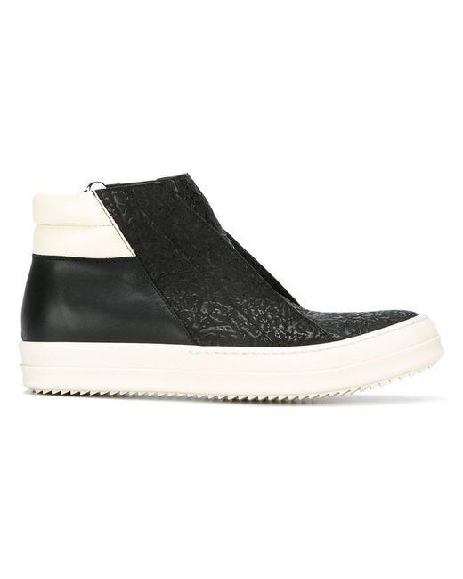 Rick Owens | Black Island Dunk Sneakers for Men | Lyst