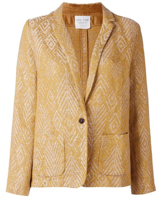 Forte Forte | Multicolor My Jacket | Lyst