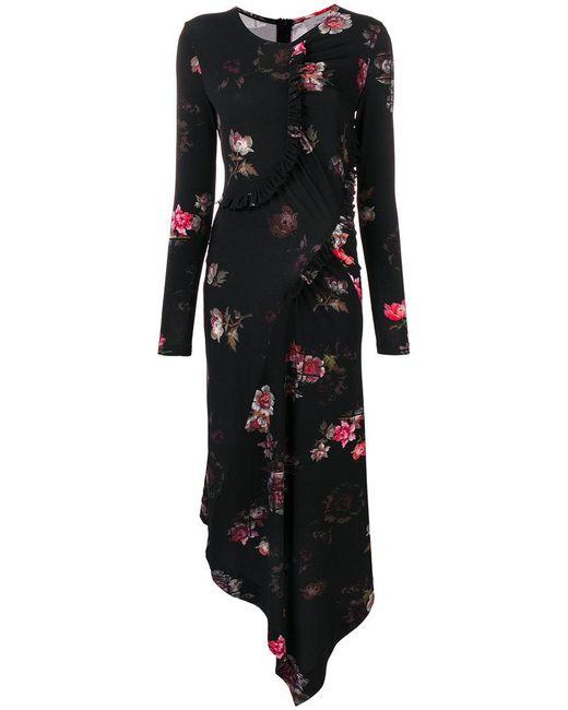 Preen By Thornton Bregazzi - Black Nita Dress - Lyst