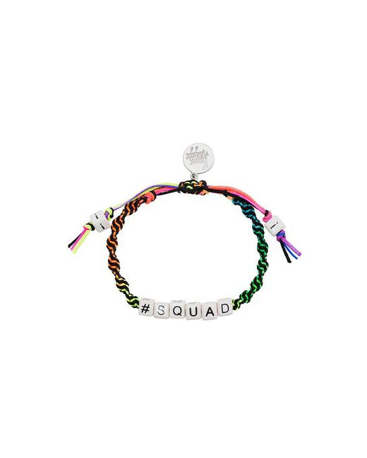 Venessa Arizaga - Multicolor Hashtag The Squad Bracelet - Lyst