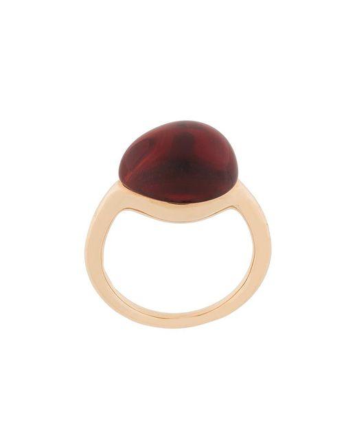 Pomellato - Metallic Anello 'rouge Passion' - Lyst