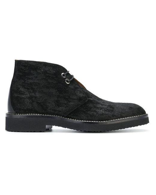 Giuseppe Zanotti - Black Jeremy Boots for Men - Lyst