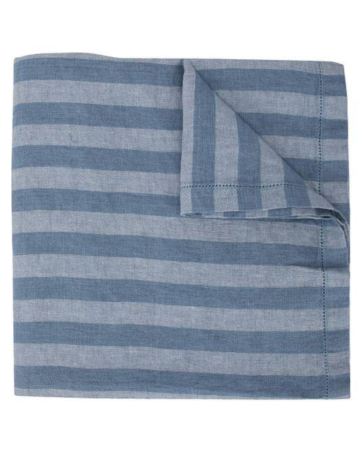 Écharpe à rayures Frescobol Carioca pour homme en coloris Blue