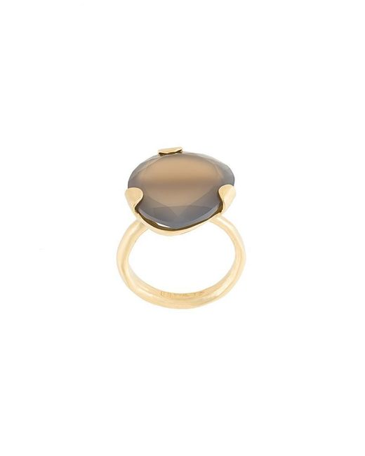Wouters & Hendrix - Gray 'my Favourite' Ring - Lyst