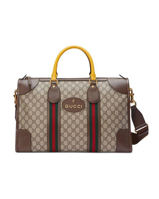 24ee3a099d2bbd Gucci Web Supreme Duffle Bag   Stanford Center for Opportunity ...