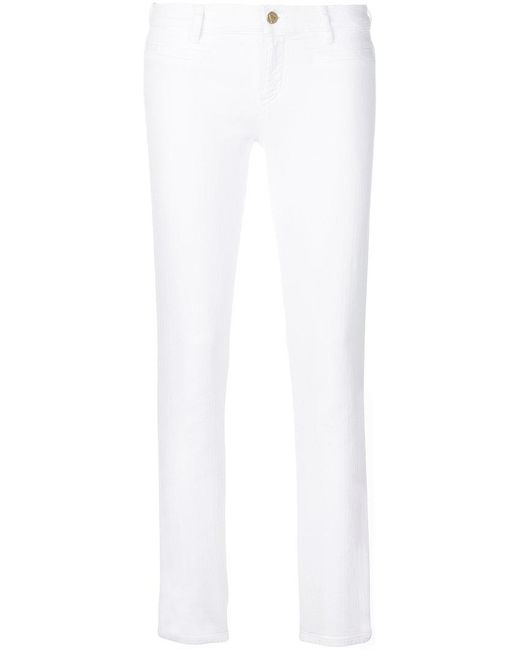 MiH Jeans | White Paris Trousers | Lyst