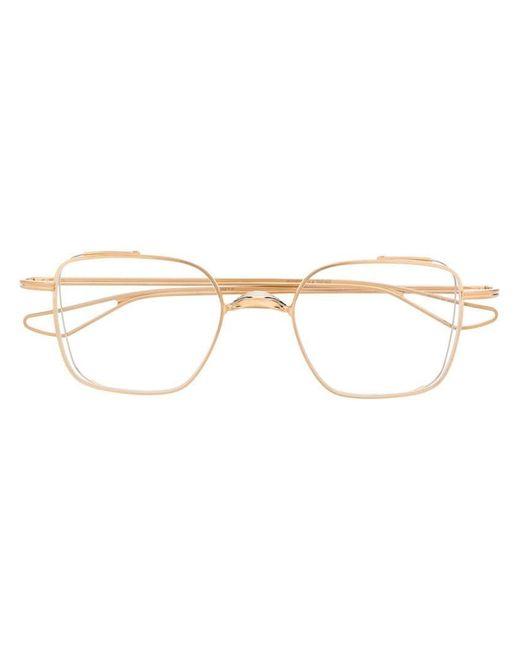 bbd313912ea Dita Eyewear - Metallic Lineto Glasses for Men - Lyst ...
