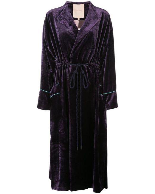 Roksanda - Purple Robe Coat - Lyst