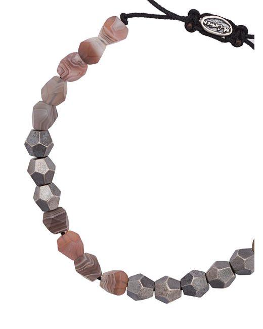 M. Cohen beaded bracelet - Nude & Neutrals Ou5k3H36