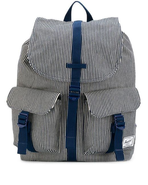 Herschel Supply Co. - Gray Dawson Backpack - Lyst ... 29360d83ca6cc